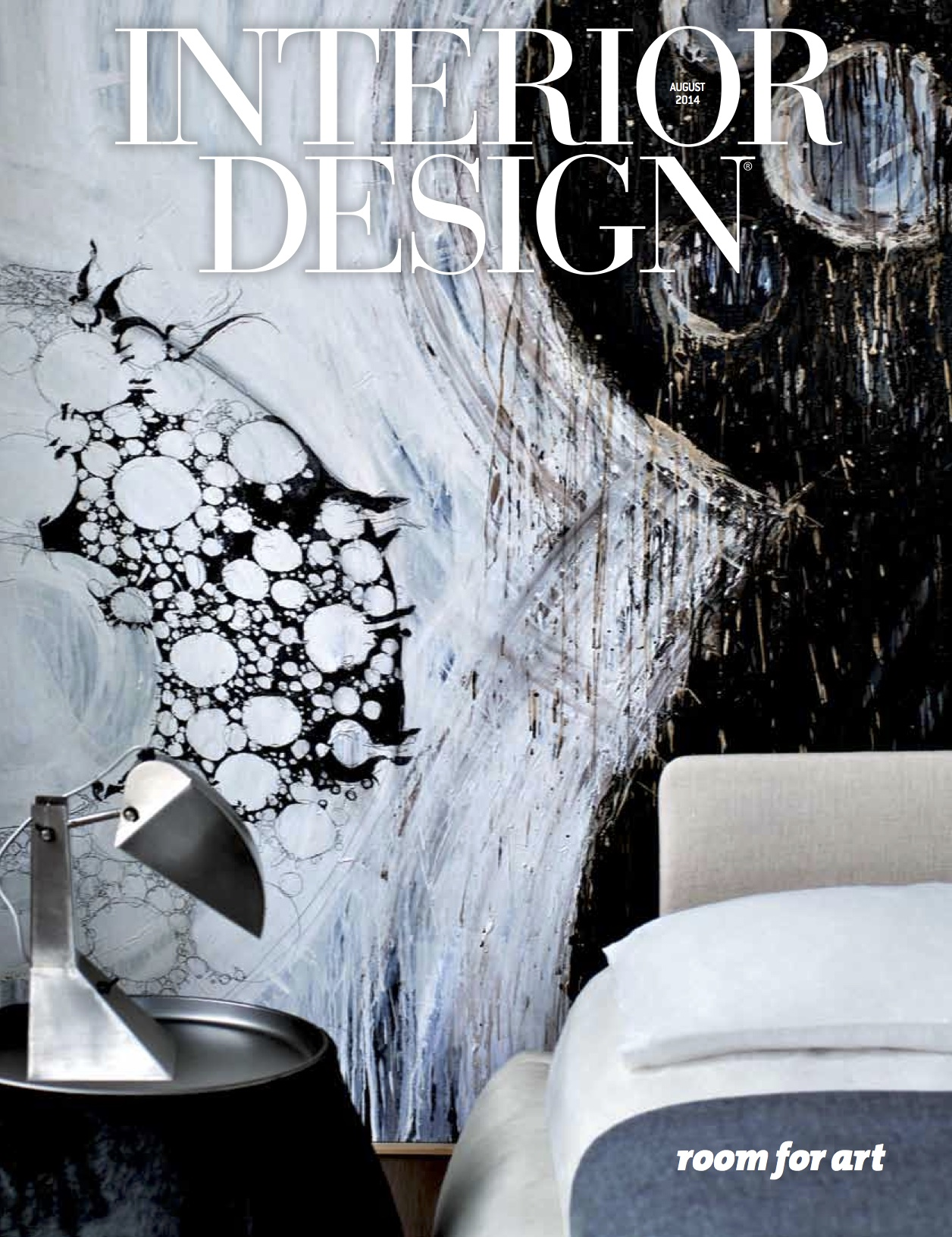 Buoyant airon glow in interior design magazine buoyant nyc for Interior design mag